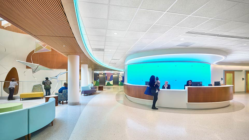 Kentucky Children's Hospital NICU Renovation and Upgrade