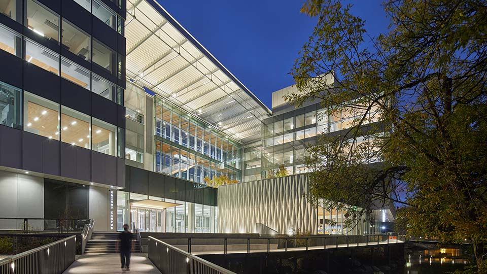 Knight Campus for Accelerating Scientific Impact, Phase 1