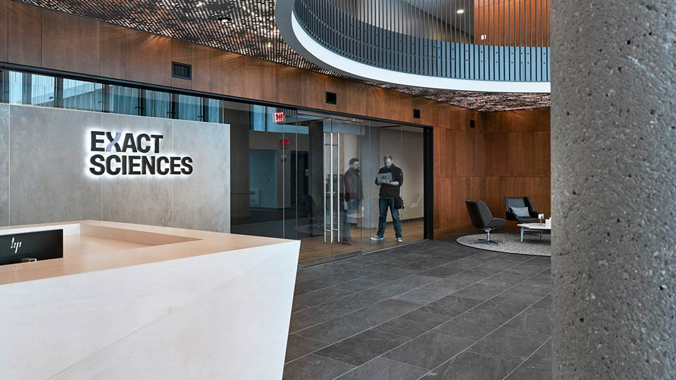 Corporate Campus Amenities Space